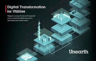Digital Transformation for Utilities (Cover)